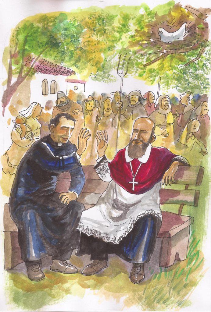 don bosco y san francisco de sales (Copy)